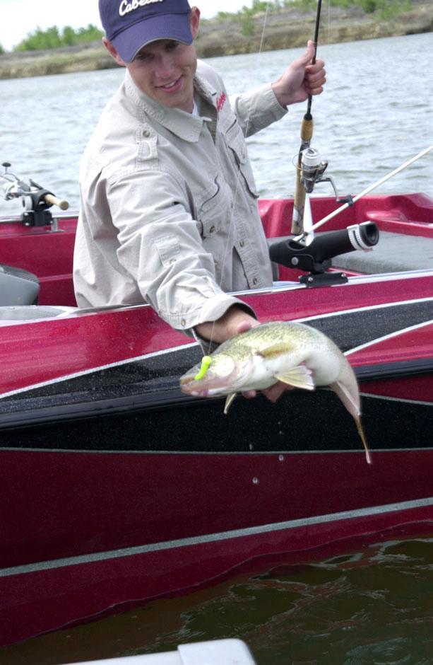 Fishing the Missouri River